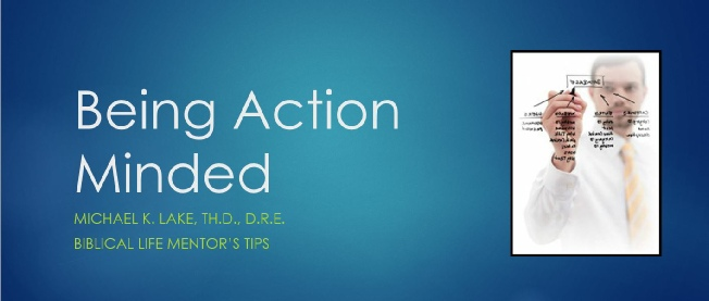 Being Action Minded - Productivity Tips for Ministers